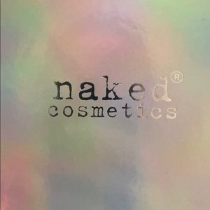 Naked cosmetics holographic highlighters
